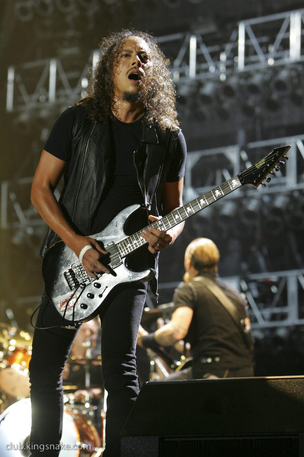 Metallica at Bonnaroo