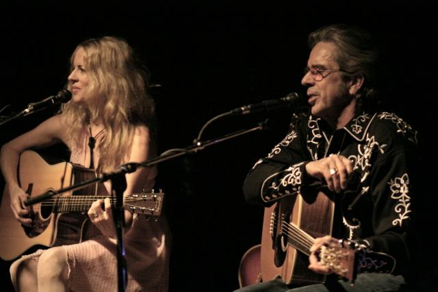 CoCo Carmel and Bobby Whitlock