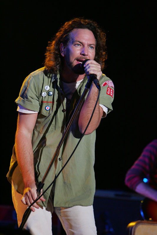 Pearl Jam at Bonnaroo