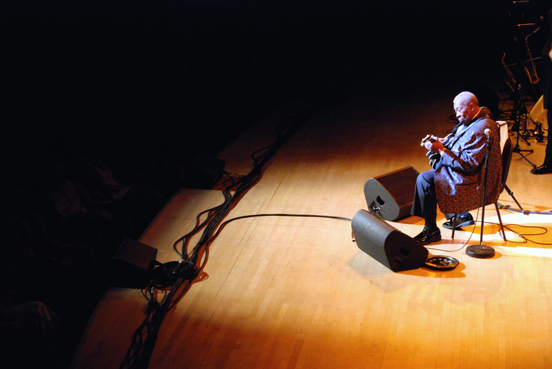 B.B.King at Roy Thompson Hall