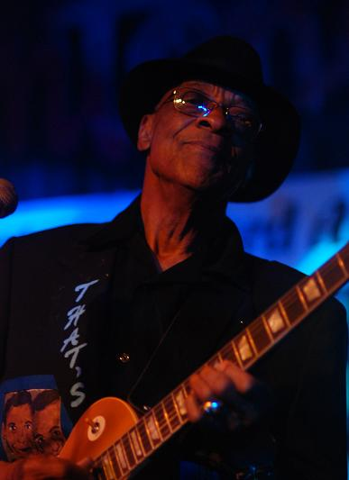 Hubert Sumlin at SXSW