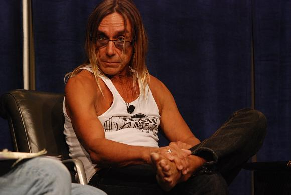 Iggy Pop at SXSW