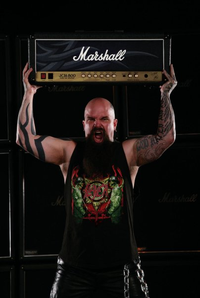 News: Kerry King gets a signature Marshall amp - Club ...