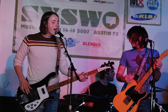 The Valentines at SXSW