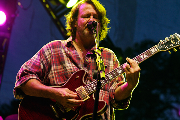 John Bell of Widespread Panic